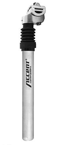 XLC sp-s01 tija de sillín Ø 27,2mm 40mm de recorrido suspensión de bicicleta sillín de