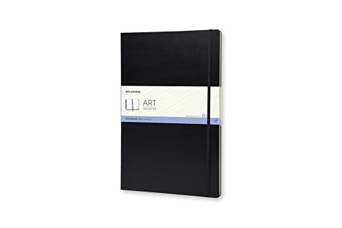 Moleskine Art Plus Hard Cover Sketchbook, Plain, A3 (11.75