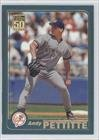 Andy Pettitte (Baseball Card) 2001 Topps - [Base] - Limited Edition #433
