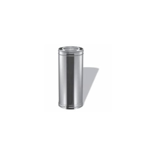 6'' x 24'' DuraPlus Stainless Steel Chimney Pipe - (Duraplus Chimney System)