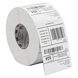 Zebra - 4 x 6 in Direct Thermal Paper Labels, Z-Perform 1000D Permanent Adhesive Shipping Labels, Zebra Mobile Printer Compatible, 0.75 in Core - 12 Rolls