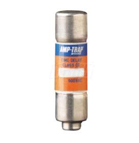 Motors & Armatures ATDR-10 10 Amp Time Delay Fuse with End Nipple