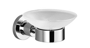 Dornbracht 83410892-00 Soap Dish Wall Model, Complete In Polished Ch