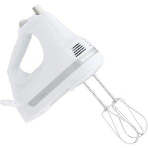 kitchenaid series hand mixer - 6
