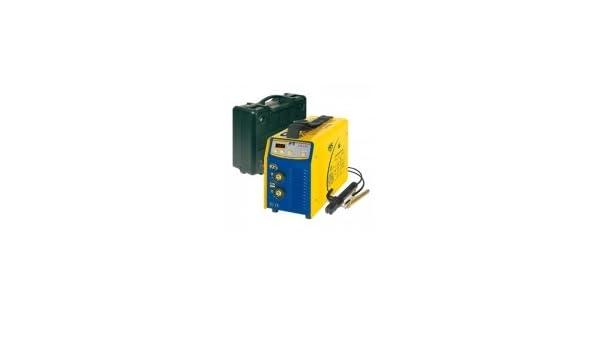 Aparato de soldadura Inverter (MMA)+ WIG GYSMI 195 en maleta: Amazon.es: Bricolaje y herramientas