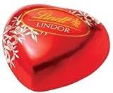 Lindt LINDOR Heart Milk Chocolate Truffles 60 Count