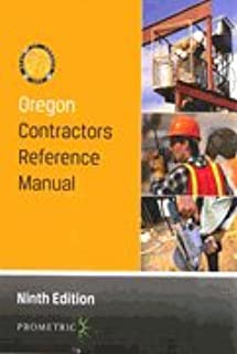 amazon com oregon contractors reference manual health personal care rh amazon com oregon contractor manual 11th edition oregon contractor's reference manual pdf