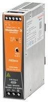 AC/DC DIN Rail Power Supply (PSU), Switch Mode, 1 Output, 72 W, 24 VDC, 3 A