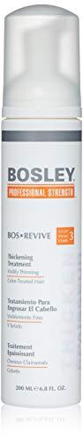 Bosley Professional Strength Bosrevive Treatment For Color-Treated Hair, 6.8 oz. (Bosley Hair Growth Treatment)