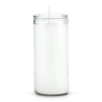 14 Day Plain Candle White The Original Candle Company
