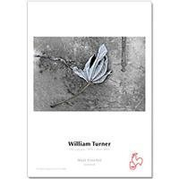 Hahnemuhle William Turner, 100 % Rag, Natural White Matte Inkjet Paper, 24 mil., 310 g/mA, 11x17