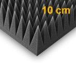Pyra 11100, env. 100x 100x 10cm, blanc (– Unité d'emballage = 1plaque = env. 1m²) env. 100x 100x 10cm blanc (- Unité d'emballage = 1plaque = env. 1m²) Pyramidenkönig