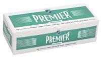 Premier Cigarette Tubes Menthol King Size - 50 Box ()