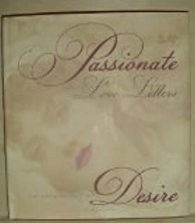 passionate love letters an anthology of desire