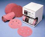 Premier Red Aluminum Oxide Dri- Lube Resin Paper (Open) 8 ''x 0'' P80 B 0912 DO Grading