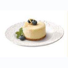 Sara Lee Bistro Classic Cheesecake - Individual Dessert, 2.6 Ounce -- 24 per case.