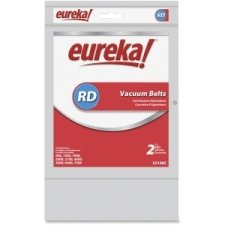 Eureka EUK52100C12 Vacuum Belt (Pack of 2)