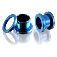 blue-screw-fix-stainless-steel-double-flare-ear-tunnels-stretchers-14mm-by-desire