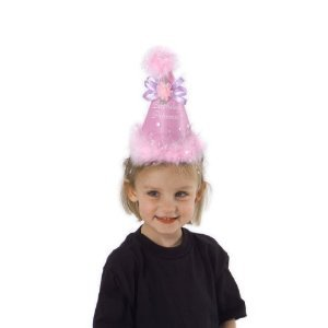 elope Birthday Princess Cone - Lavender Princess Hat