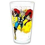 Thor Glass Toon Tumbler