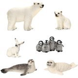 Schleich World of Nature Arctic Animals