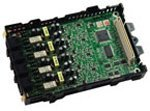 Price comparison product image Panasonic KX-TDA5170 4-Port Hybrid Station Cards