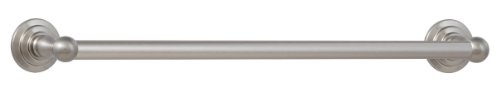 LDR 164 6424BN 24-Inch Ashton Towel Bar, Brushed Nickel by LDR Industries