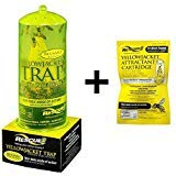 Rescue Bundle: YJTR Reusable Yellow Jacket Trap + Rescue YJTC Yellow Jacket 10 Week Attractant Cartridge