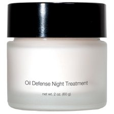 Jolie Oil Defense Night Treatment - P.M. Moisturizer For Oily/Combination Skin 2 oz.