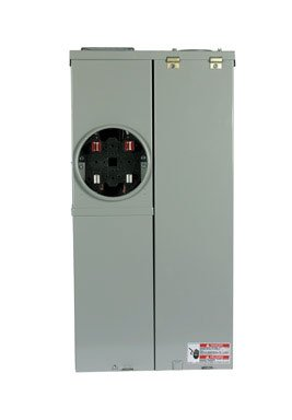 Eaton Corporation Mbe48B200Bts Meter Load Center, 200-Amp by EATON CORPORATION