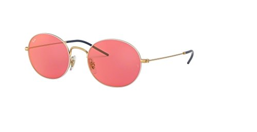 Rb3594 Ray Mirror pink Red beat Gold ban On Top White 5qTpgw