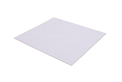Polymersan Teflon - Ptfe Virgin Plastic Sheet Plate 3/8