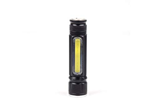 2 In 1 Super Led Light And Red Laser in US - 2
