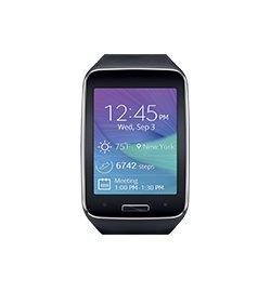 Samsung Galaxy Gear S SM-R750T Curved Smartwatch Fit Tracker (T-Mobile) Wi-Fi (Samsung Galaxy Gear Circle)
