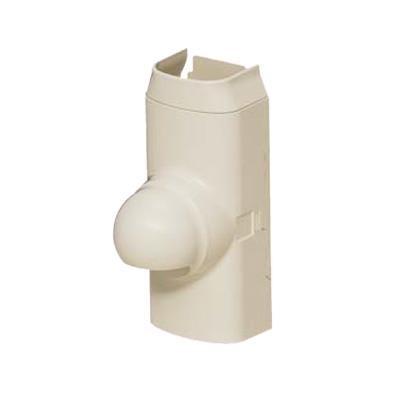 未来工業 分岐ソケット (ベース付き・掃除機能付きエアコン用) GKYBC-100DG