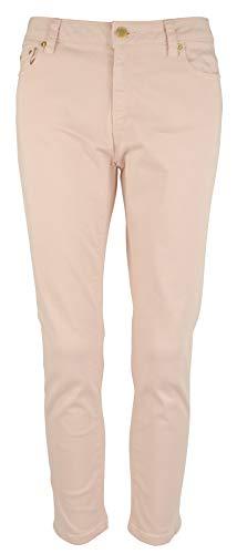 - Michael Michael Kors Women's Izzy Cropped Jeans-RW-2