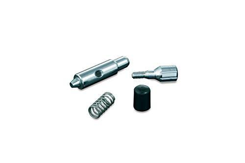 Kuryakyn 7882 Replacement Pin, Spring and Knob Kit for Adjustable Passenger Peg (Adjustable Pegs Kuryakyn Passenger)