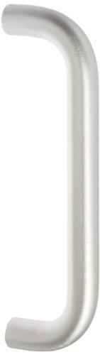 Rockwood 111BTB5.28 Aluminum Straight Solid Door Pull Set for 1-3/4