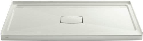 (Kohler K-9479-NY Archer Acrylic Shower Receptor with Removable Cover, 60