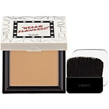 Benefit Hello Flawless! Custom Powder Cover Up For Face SPF15 - # I'm Haute For Sure (Amber) - 7g/0.25oz