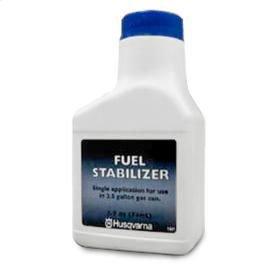 Husqvarna Estabilizador de combustible 2,5 oz. Botella: Amazon.es ...