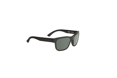 MONTANA SOFT MATTE BLACK - HAPPY GRAY GREEN - Sunglasses Scoop Spy