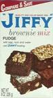Jiffy Brownie Mix, 8 OZ (Pack of 12)
