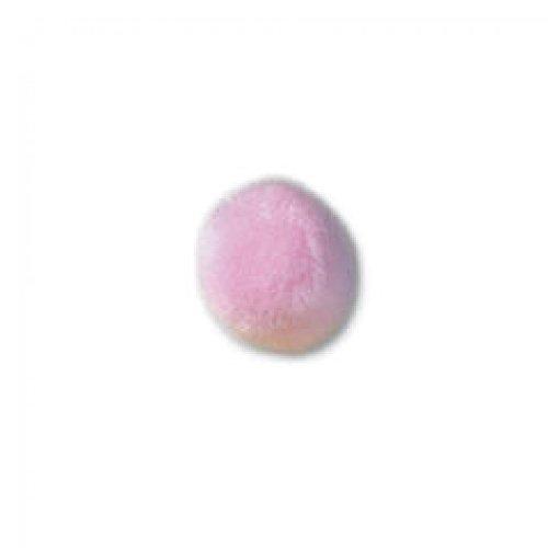 100pk Pink Impex Craft Pom-Poms for Crafts 12mm