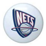 - New Jersey Nets Drawer Pull