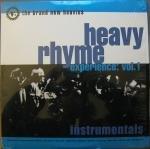 Heavy Rhyme Experience, Vol. 1 [Vinyl]