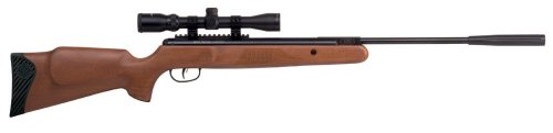Crosman Nitro Venom Break Barrel Air Rifle (22) powered by Nitro Piston (Cal Air Barrel Rifle)