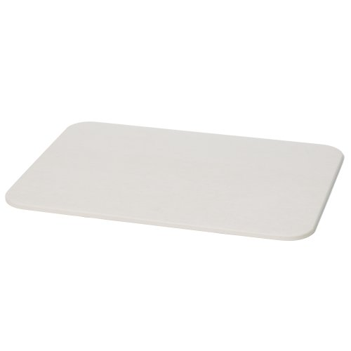 - soil -Bathmat Light W22.6×D16.7×H0.37inch