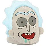 Maskimals Oversized Plush Head Halloween Costume, Celebrations, Football Game and Costume Parties (Rick Sanchez)]()