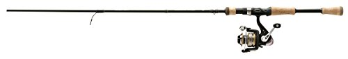 No. 8 Tackle Co. Odyssey Spinning Combo Medium with 2000 Size Reel, Left/Right, 6'6